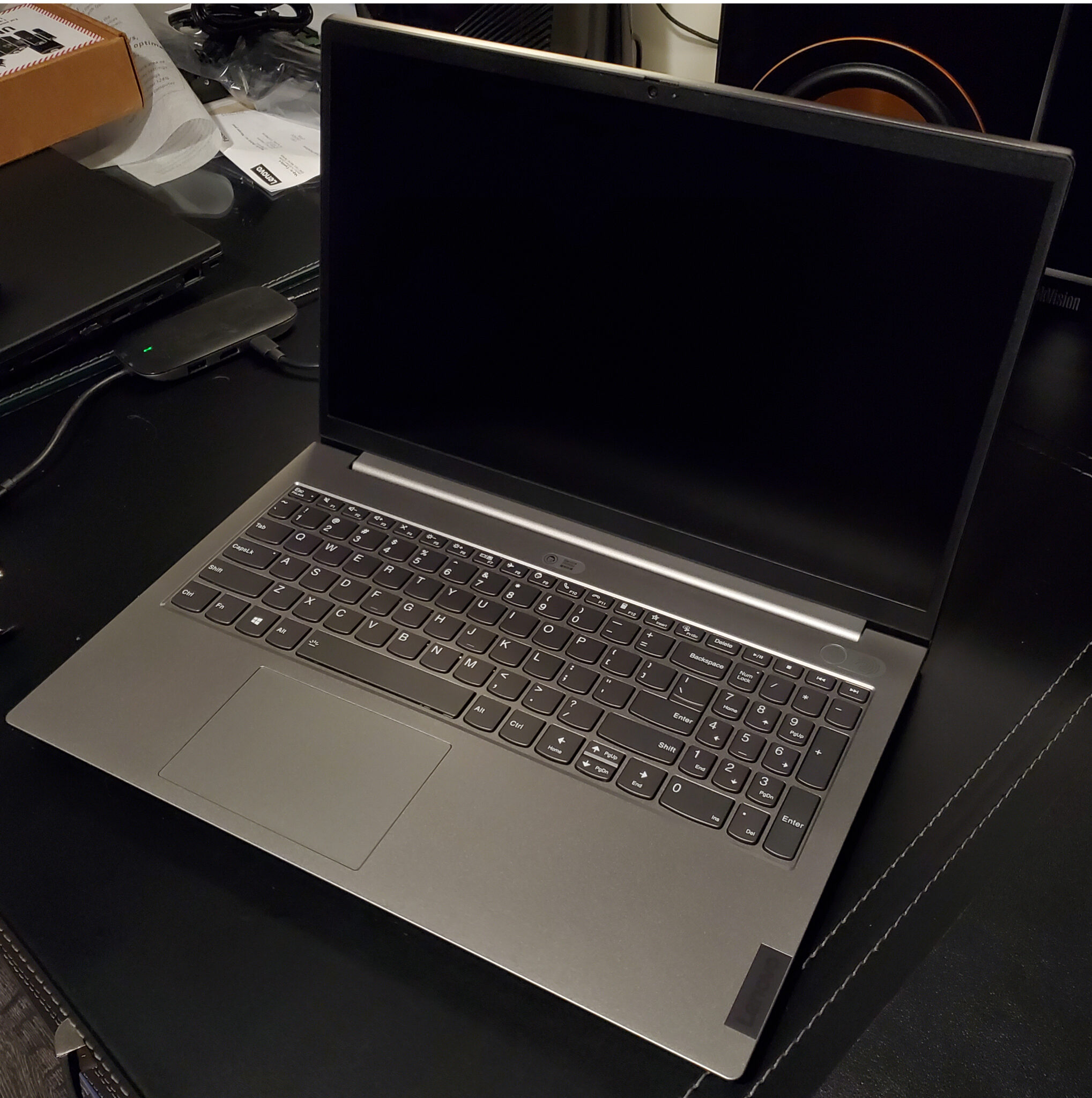 2021 Linux Review of the Lenovo ThinkBook 15 Gen 2 AMD